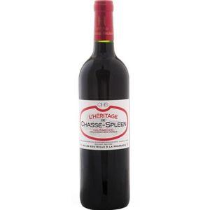VIN ROUGE Héritage de Chasse Spleen 2014 Haut Médoc - Vin ro