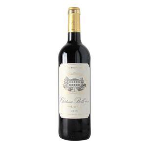 VIN ROUGE Château Bellerive 2015 Médoc Cru Bourgeois - Vin r