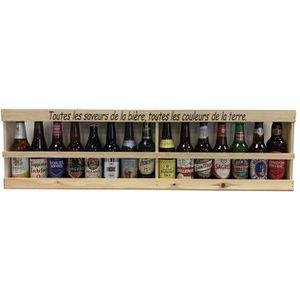 BIÈRE Coffret Bières Sélection du monde - 15 x 33 cl