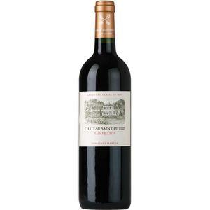 VIN ROUGE Château Saint Pierre 2015 Saint Julien - Vin rouge