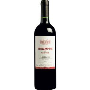 VIN ROUGE Triomphe de Marjosse 2015 Bordeaux - Vin rouge de