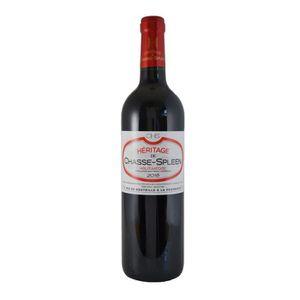 VIN ROUGE Héritage de Chasse-Spleen 2016 Haut-Médoc - Vin ro