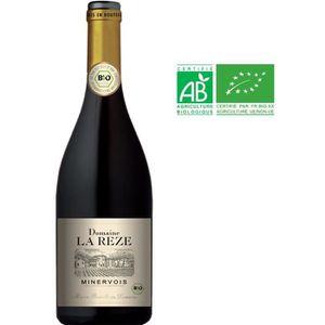 VIN ROUGE Domaine La Reze 2016 Minervois - Vin rouge du Lang