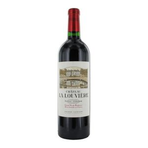 VIN ROUGE Château La Louvière 2016 Pessac-Léognan - Vin roug