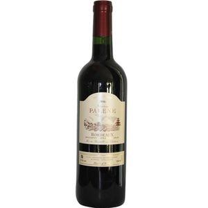 VIN ROUGE Château Palène 2016 Bordeaux - Vin rouge de Bordea