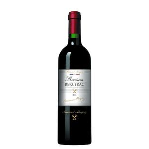 VIN ROUGE BERNARD MAGREZ Première Bergerac 2016 - Vin rouge