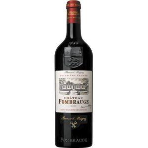VIN ROUGE Château Fombrauge 2017 Saint-Emilion - Vin rouge d