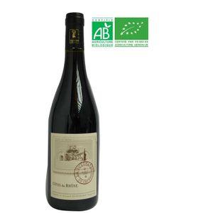 VIN ROUGE Domaine de la Guicharde 2017 Côtes du Rhône - Vin
