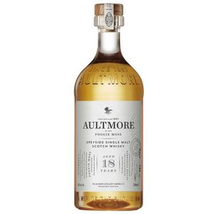 WHISKY BOURBON SCOTCH Whisky AULTMORE 18 ans - 46% - 70cl