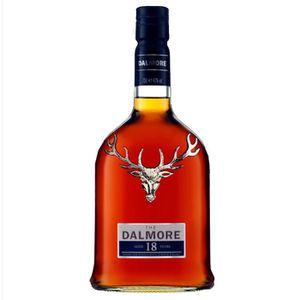 WHISKY BOURBON SCOTCH Dalmore - 18 ans - Whisky - 43.0% Vol.