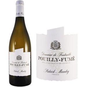 VIN BLANC Domaine Fontenille 2018 Pouilly Fumé - Val blanc d
