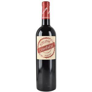VIN ROUGE Hors-Série Carménère 2018 Bordeaux - Vin rouge de