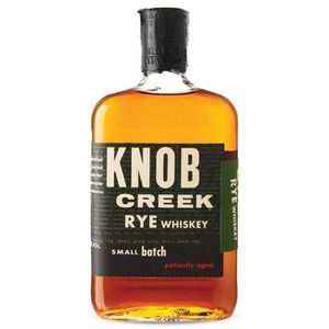 WHISKY BOURBON SCOTCH KNOB CREEK Rye Small Cask 1 litre 50°