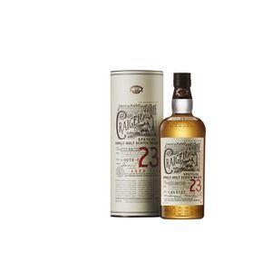 WHISKY BOURBON SCOTCH Craigellachie 23 ans Whisky Single Malt 70 cl - 46