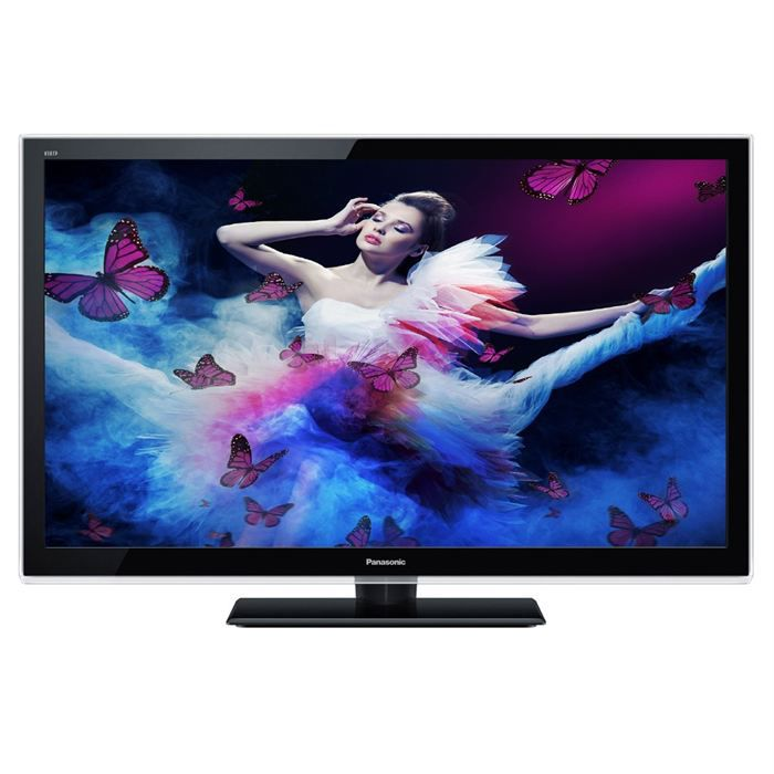 panasonic tx l42e5e tv connect 107 cm t l viseur led. Black Bedroom Furniture Sets. Home Design Ideas