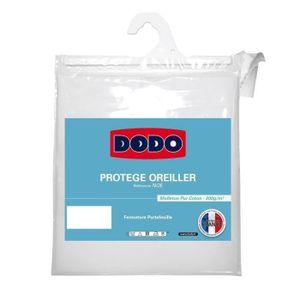 PROTEGE OREILLER DODO Protège-oreiller Noé 60x60 cm (Lot de 2)