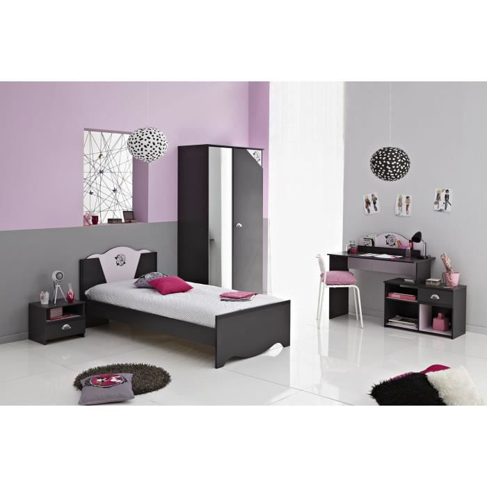chambre ado fille les bons plans de micromonde. Black Bedroom Furniture Sets. Home Design Ideas