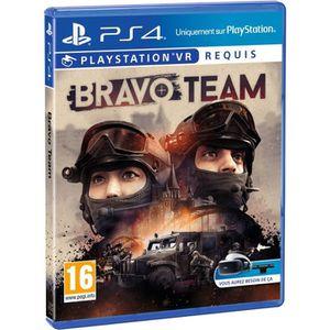 JEU PS VR Bravo Team Jeu VR