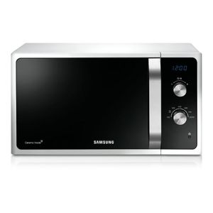 MICRO-ONDES SAMSUNG MS23F300EAW Micro-ondes monofonction blanc