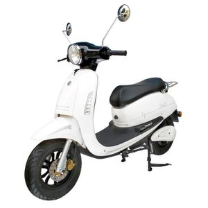 SCOOTER EUROCKA Scooter électrique CKA Slide - 1200W - Bla