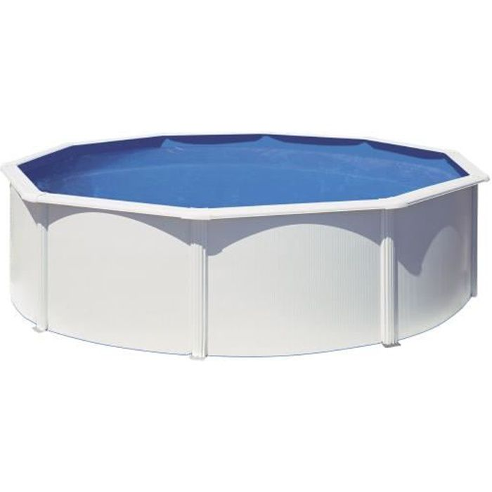 Kit piscine piscine ronde x s rie eco for Piscine eco