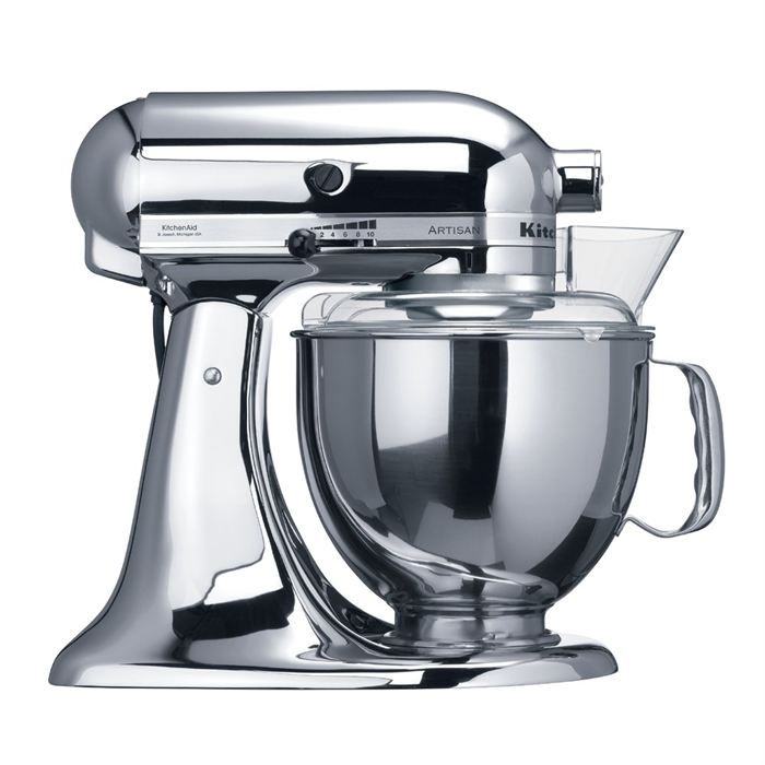 Kitchenaid 5ksm150ecr achat vente robot multifonctions for Avis sur robot kitchenaid