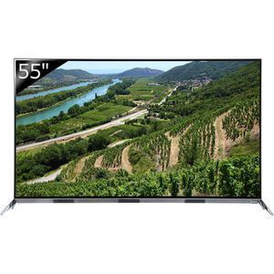 Téléviseur LED CONTINENTAL EDISON TV OLED 4K UHD Smart Android 13