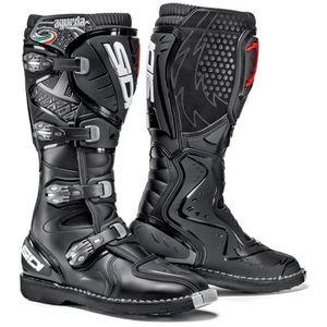CHAUSSURE - BOTTE SIDI Bottes Moto Cross Agueda Noires