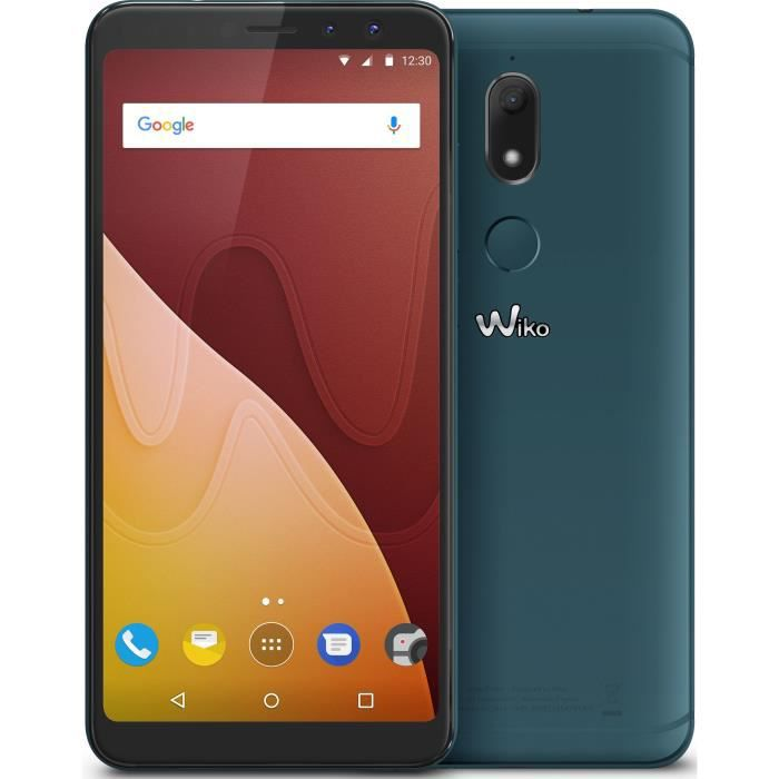 Wiko View Prime Deep Bleen