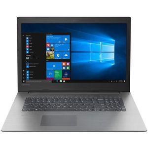 "Vente PC Portable Ordinateur Portable - LENOVO Ideapad 330-17IKBR - 17,3"" HD - Core i3-7020U - RAM 8Go - Stockage 1To - Windows 10 pas cher"
