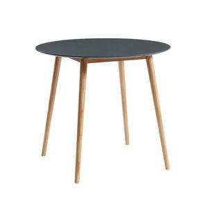 TABLE À MANGER SEULE BABETTE Table à manger ronde de 2 à 4 personnes sc