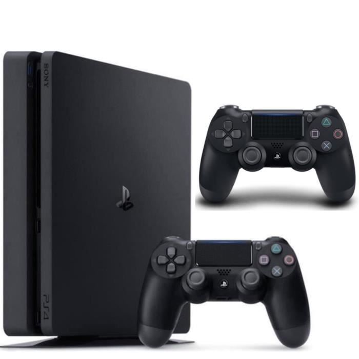 consoles ps4 achat vente pas cher cdiscount. Black Bedroom Furniture Sets. Home Design Ideas