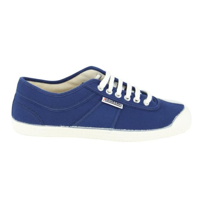 BASKET KAWASAKI FOOTWEAR Baskets de Ville Basic Core Bleu