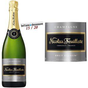CHAMPAGNE Champagne Nicolas Feuillatte Brut Extrême 75 cl