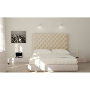 t te de lit achat vente t te de lit pas cher cdiscount. Black Bedroom Furniture Sets. Home Design Ideas