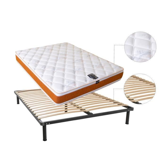 matelas atlas matelas de plage enroul xcm bicolore garden. Black Bedroom Furniture Sets. Home Design Ideas