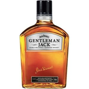 WHISKY BOURBON SCOTCH Jack Daniel's  Gentleman 70cl  40°