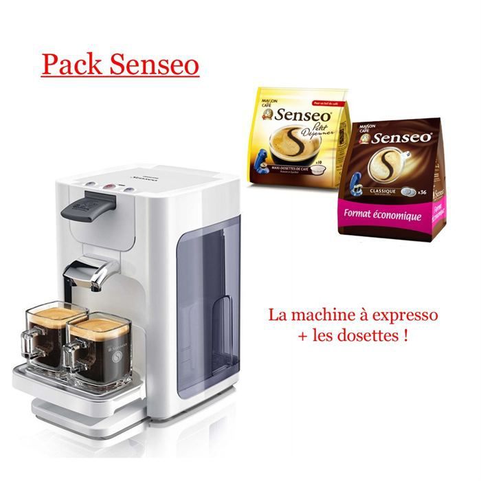philips senseo machine a cafe a dosettes hd7860 61 quadrante. Black Bedroom Furniture Sets. Home Design Ideas