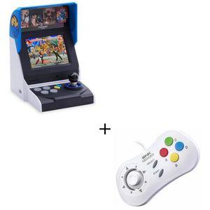 CONSOLE RÉTRO Console Neo Geo Mini + Manette Blanche