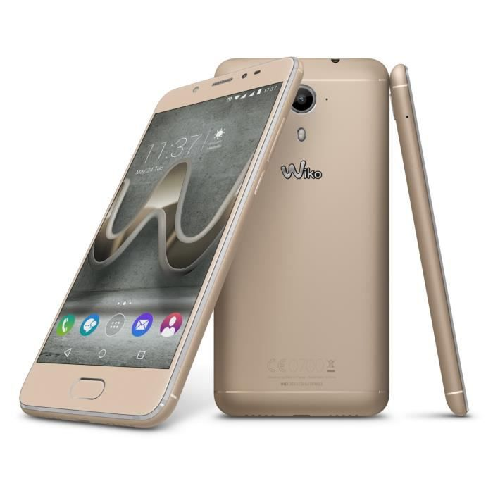 SMARTPHONE Wiko U Feel Prime Or