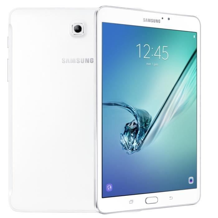 TABLETTE TACTILE SAMSUNG Tablette tactile Galaxy Tab S2 VE 32 Bl -