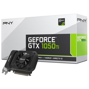 CARTE GRAPHIQUE INTERNE PNY Carte graphique GeForce® GTX 1050 Ti 4Go GDDR5