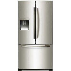 RÉFRIGÉRATEUR AMÉRICAIN SAMSUNG RF62QEPN1/XEF - Réfrigérateur multi-portes