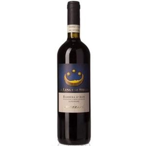 VIN ROUGE La Luna Ele Stella Barbera d'Asti - Vin rouge d'It