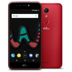 SMARTPHONE Wiko UPulse Lite Cherry Rouge