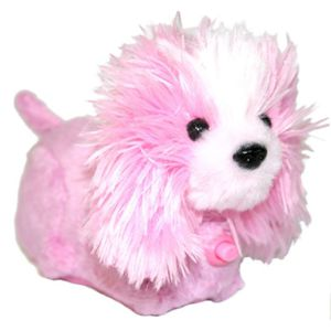 Puppies on Zhu Zhu Puppies Strawberry   Achat   Vente Figurine Zhu Zhu Puppies