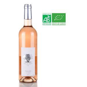 VIN ROSÉ Domaine des Captives Cuvée des Oliviers - Vin Rosé
