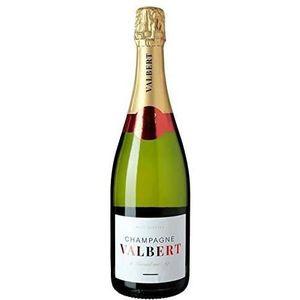 CHAMPAGNE Champagne Valbert Brut - Brut Réserve x1