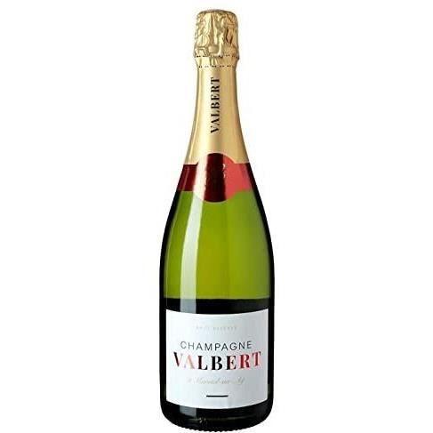 CHAMPAGNE Champagne Valbert Brut Réserve - 75 cl