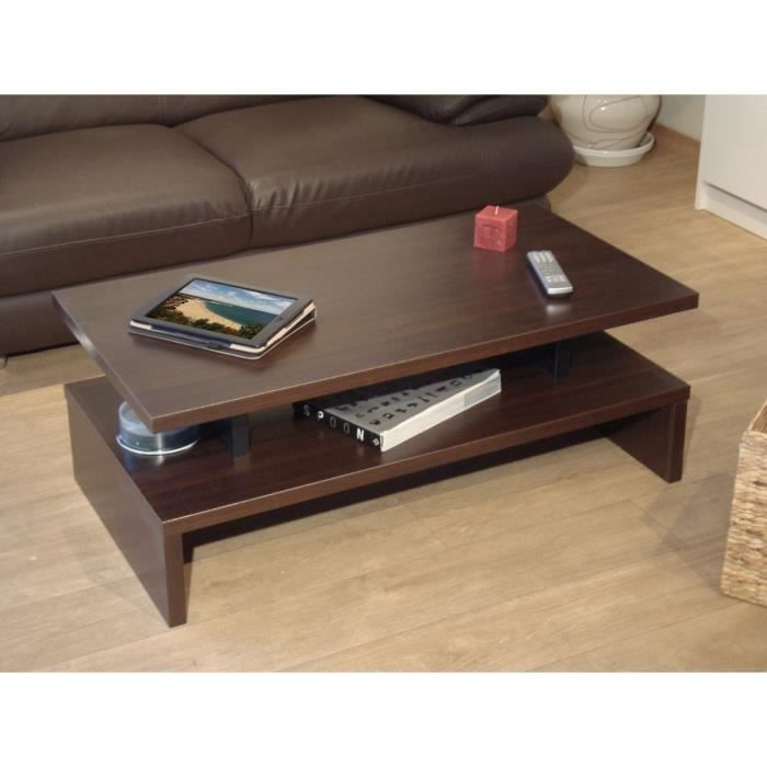 After table basse 84 cm d cor weng achat vente table basse after table - Table basse interiors ...
